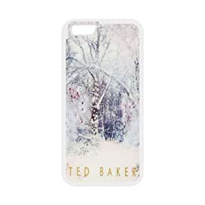 iPhone 6 Plus 5.5 Inch Phone Case White Ted Baker logo AC8642087