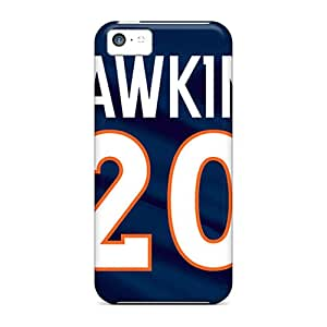 Hot New Denver Broncos Case Cover For Iphone 5c With Perfect Design