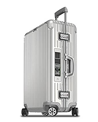 """Rimowa Topas 32"""" Multiwheel Luggage with Electronic Tag - 92377005"""