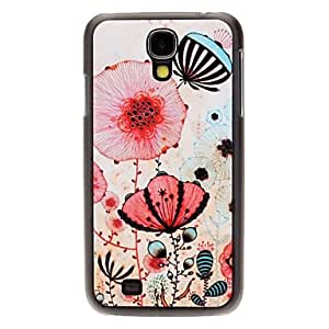 GJY Fashion Designed Cutey Flowers Pattern Protevtive Hard Back Case for Samsung Galaxy S4 I9500
