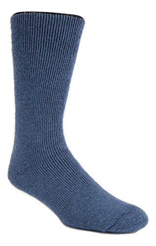 (-30 Below Knee-High Thermal Winter Socks (2 PAIRS) (Large (8-12 Shoe),)