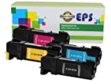 EPS Replacement Dell 2150/2155 High Yield Color Set (Black, Cyan, Magenta, Yellow), Office Central
