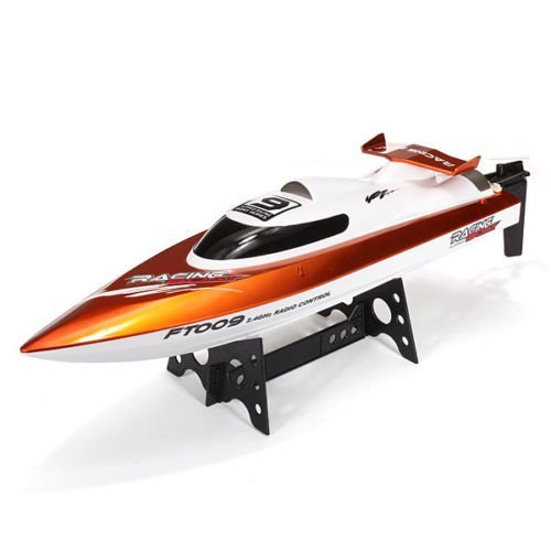 GPTOYS FT009 4CH 2.4GHz RTR RC speed Boat Remote Control Racing Boat with Water Cooling Function