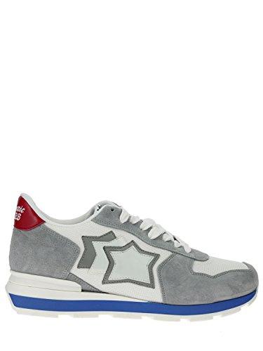 Atlantic Stars Sneakers Bianco Grigio Llegar A Comprar A La Venta Llegar A Comprar La Venta En Línea 5swFz7