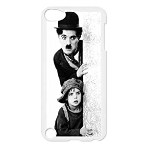 movie star Charles Chaplin phone Case Cove FOR Ipod Touch 5 XXM9198687