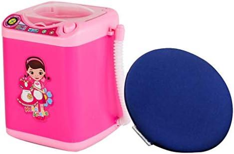 Qomomont Mini máquina de Lavar Juguete con Cepillo para Eliminar ...