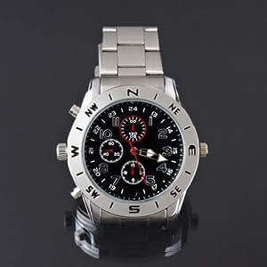 Reloj digital de pulsera con cámara espía