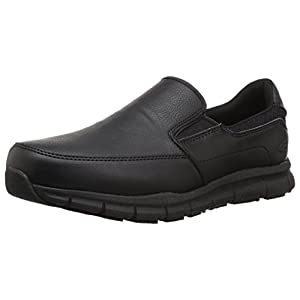 Skechers Men's Nampa-Groton Food Service Shoe