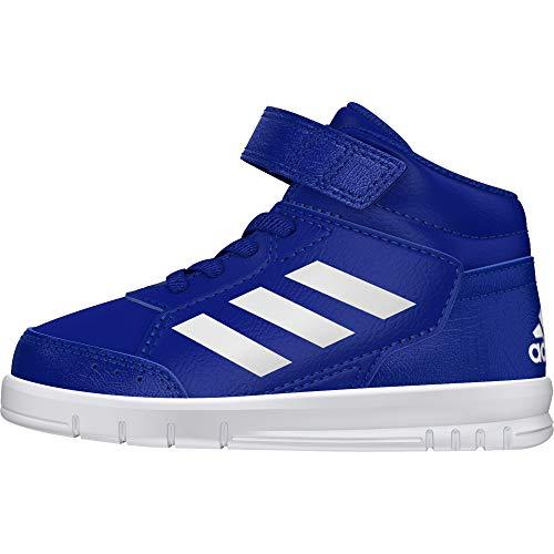 ftwbla percen bambini da tintec 000 I Scarpe Adidas ginnastica Altasport Mid unisex per Multicolor 7qwP1Hpn
