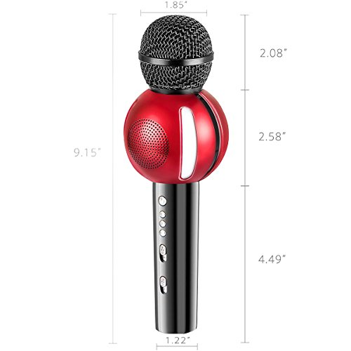 how to connect microphone to tv for karaoke