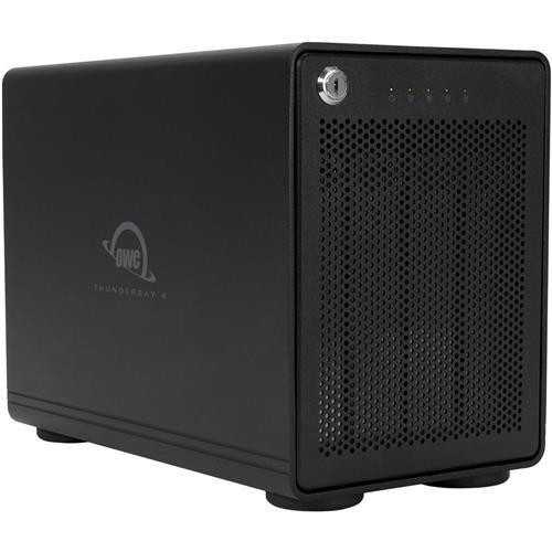 OWC / Other World Computing ThunderBay 4 12TB (4x 3TB) 4-Drive HDD Storage Solution with Dual Thunderbolt 3 Ports, RAID-Ready JBOD Solution by OWC