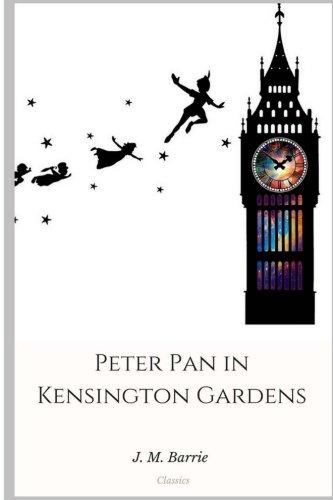 Read Online Peter Pan in Kensington Gardens pdf epub