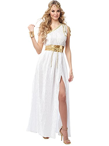 Grecian Beauty Costume - Large - Dress Size 12-14 ()