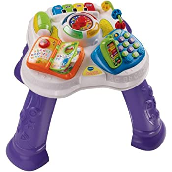 Attractive VTech Baby Play U0026 Learn Activity Table