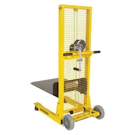 Sumner 784650 EL-405 Lil Stacker Portable Material Load Lift