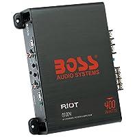 4chアンプ 100W×4ch 400W R1004 BOSS AUDIO