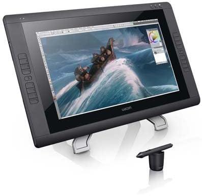 Wacom Cintiq22HD  液晶ペンタブレット 21.5インチ DTK-2200/K0