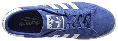 off S18 trace White Campus Royal Adidas Blu Uomo chalkwhite Sneaker qYwpI0