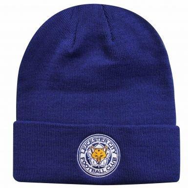 公式Leicester City Crest Bronx Hat (大人) B079X51VTQ