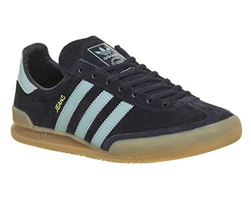 Adidas Jeans Hombre Zapatillas Azul Blau