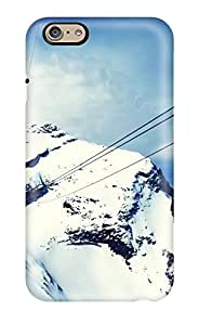 TERRI L COX's Shop Tpu Case Skin Protector For Iphone 6 Mountain Ropes With Nice Appearance 7369913K49507407