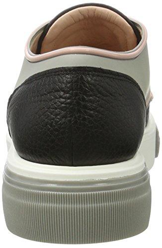 Pollini 64579 - Zapatos Derby Mujer Multicolor (Multicolor)