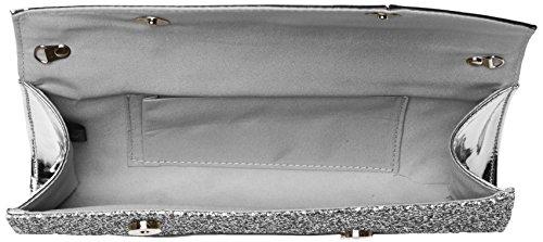 Glitter Argent Patent Pochettes Silver Leather Casey Swankyswans TxFwPZzn
