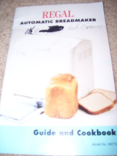 regal automatic breadmaker - 5