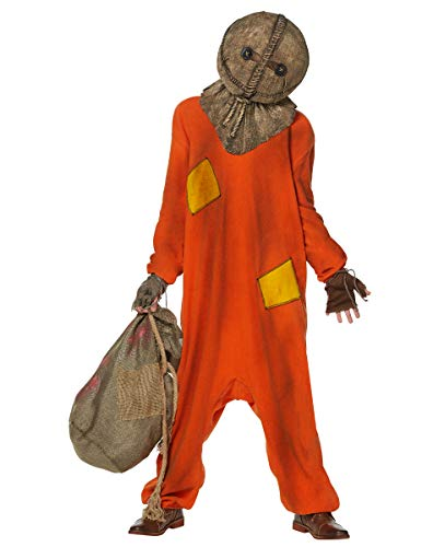 Trick Or Treat Costumes For Kids (Trick 'R Treat Sam Costume for Kids | Officially Licensed -)