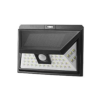 Cool Solar Motion Sensor Light Waterproof LED Lights 48 LEDs Bright Outdoor Security Motion Detector Lighting Night Light for Garden Back Door Patio Deck Yard Driveway Backyard Garage