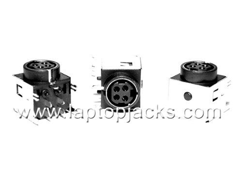 Fujitsu Amilo A1630, D1840, D1845 DC Power Jack ()