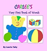 Carlee's Very First Book of Words