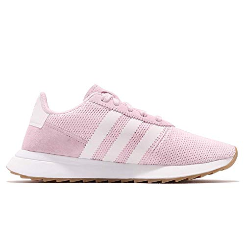 White footwear Flb W Pink gum4 Women's 7 runner Us 5 Adidas Aero pxBwqO0Ff