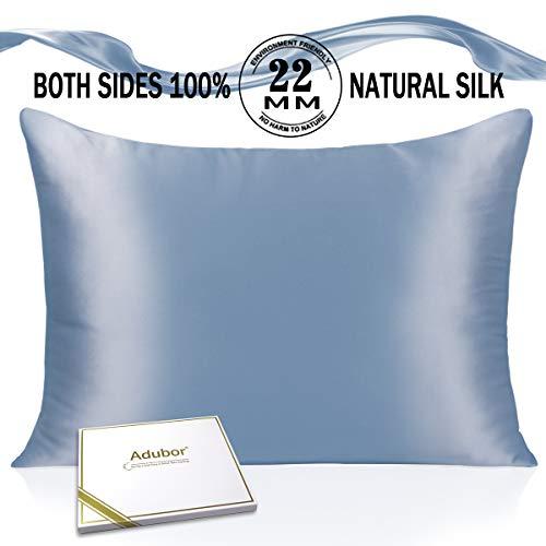 Amazon Com Adubor Silk Pillowcase For Hair And Skin 22