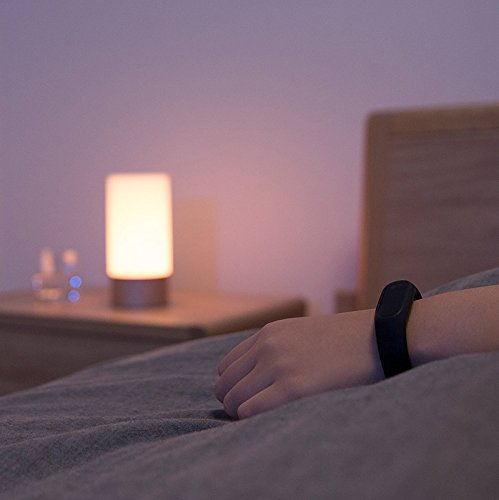 Xiaomi Yeelight Bedside Lamp Bluetooth Control WiFi Connection LED RGBW Touch (Update Version)