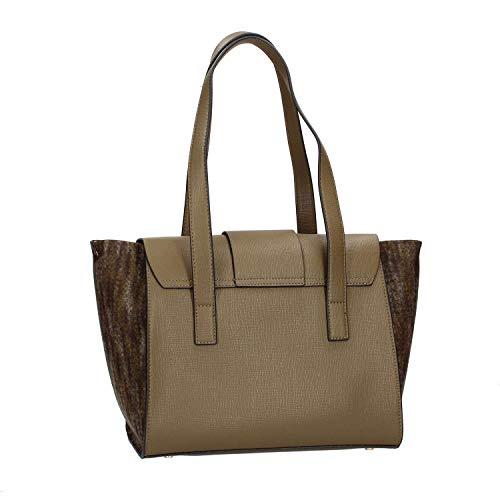 Handle Shalma Double Verde Gattinoni Large Bag FRPEwxq7