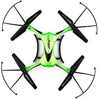 Lcyyo@ JJRC H31 Waterproof Headless Mode One Key Return 2.4G 4CH 6Axis RC Quadcopter RTF with Remote Controller for Kids, Christmas New Years Day Gift (Green)