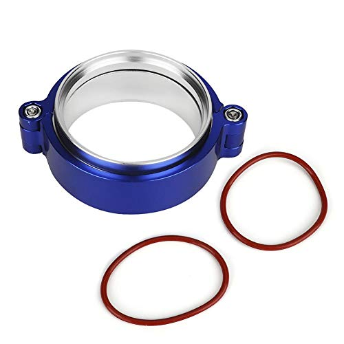 Suuonee Clamping Flange Assembly For Exhaust v-Belt Clamping Flange Assembly Anodizing Fixture For 2.5