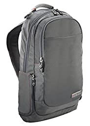 ECBC Javelin - Backpack Computer Bag - Grey (B7102-30) Daypack for Laptops, MacBooks & Devices Up to 16.5\