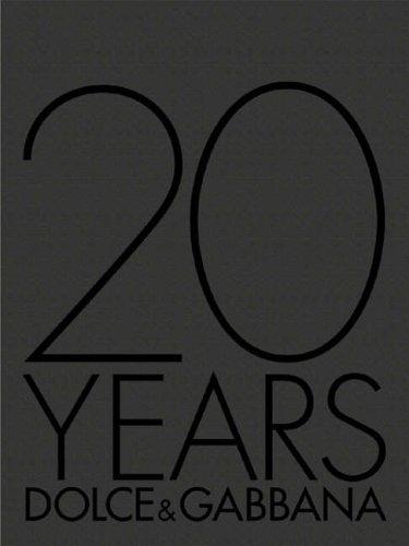 20 Years: Dolce & Gabbana by Sarah Mower (2005-10-07) (Dolce 7 Gabbana)