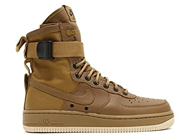 new styles 51ff4 b3f5d Nike AIR Force ONE HIGH Special Field Urban Utility TAN