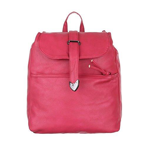 Ital-DesignRucksäck Bei Ital-design - Mochila Mujer rojo