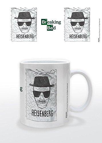 Breaking Bad - Heisenberg Wanted Ceramic Mug In Presentation Box