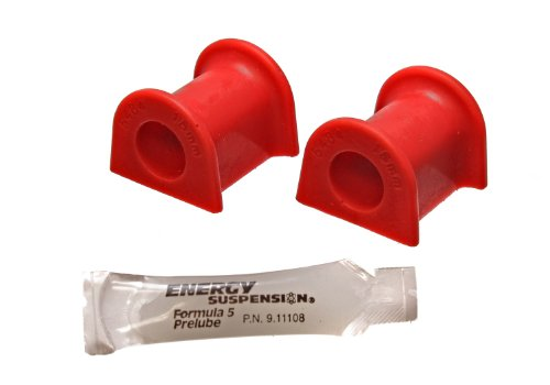 Energy Suspension 5.5146R ECLIPSE 15MM REAR SWAY BAR KIT (Bushings Energy Eclipse Sway Bar)