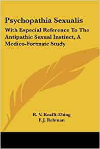 an analysis of sexual instinct Preface to the first edition the present volume contains three studies which seem to me to be necessary prolegomena to that analysis of the sexual instinct which must form the chief part of an investigation into the psychology of sex.