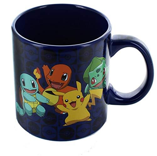 Pokemon Starters Group Mug