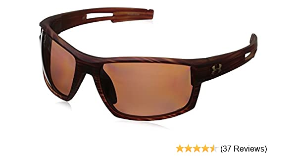 b8af68e18c4 Amazon.com  Under Armour Men s Captain Storm Polarized Rectangular ...