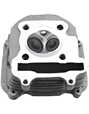 GOOFIT Cylinder Head with Valve for GY6 150cc Chinese Scooter Moped Parts