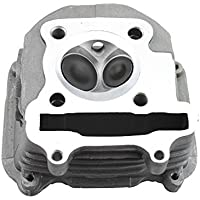 GOOFIT Cylinder Head with Valve for GY6 150cc Chinese...