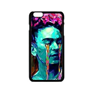 Frida Kahlo Cell Phone Case for Iphone 6 by supermalls